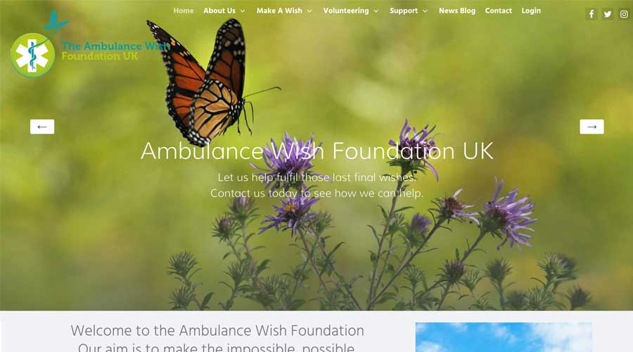 Ambulance Wish Foundation
